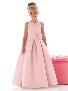 Flower girl dress FL4022 #flower #girl #dress