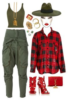 """""""try to hide it but your friends know..."""" by johnrefos ❤ liked on Polyvore featuring Faith Connexion, Giuseppe Zanotti, Ashish, Veritas, Yves Saint Laurent, Diesel, Rolex, David Webb and Hermès"""