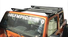 Olympic Quick N Easy Rack for 07-13 Jeep® Wrangler Unlimited JK 4 Door