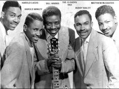 "The Clovers: ""Devil Or Angel"" — original recording (1956)."