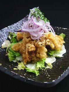 Okayama|岡山 おかやま|Restaurant|火蔵 ポクラ POKURA 岡山駅前本店|鶏の唐揚げ さっぱり風味