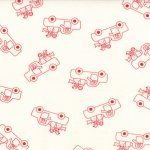 Fun winter fabric from Bunny Hill Designs. Available now online.