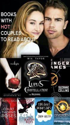 Books with hot couples to read about.