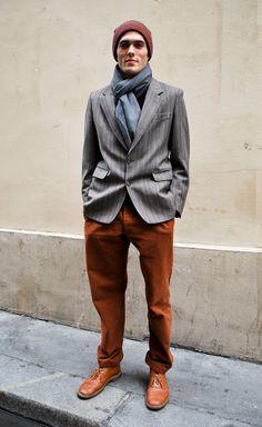 Tailored Gentleman NewYork-London-Paris