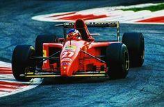 Alesi / 412T2 Italia 1995