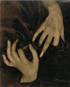 Alfred Stieglitz Georgia O'Keeffe – Hands and Thimble 1919 Palladium print 24 x cm x 7 in.) National Gallery of Art, Washington, Alfred Stieglitz Collection Alfred Stieglitz, Georgia O'keeffe, Museum Of Fine Arts, Museum Of Modern Art, William Adolphe Bouguereau, Museum Studies, O Keeffe, History Of Photography, Happy Photography