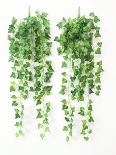 Yatim 90 CM Sweetpotato Ivy Vine Artificial Plants Greeny Chain Wall Hanging Leaves For Home Room Garden Wedding Garland Outside Decoration Pack of 2 *** Check out the image by visiting the link.