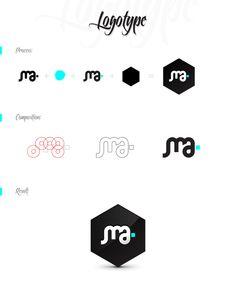 Personal branding by Marc Urtasun, via Behance