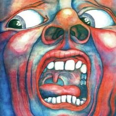 In the Court of the Crimson King - Classic Album Covers