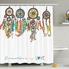 SUN-Colorful Dreamcatcher Decor Polyester Waterproof Fabr... https://www.amazon.ca/dp/B072K7WKKY/ref=cm_sw_r_pi_dp_x_yaMBzb1GTJ4MR