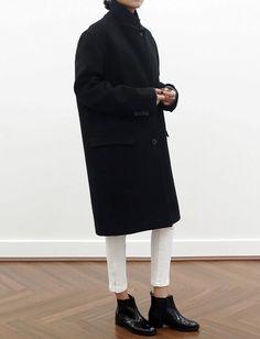 Le parfait look noir et blanc #85