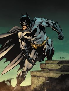 Batman Lives On
