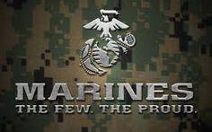 The few. The proud. United States Marine Corps  #Marine #USMC