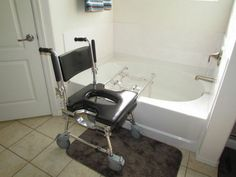 go anywhere shower chair, travel shower chair #curems #msawareness #multiplesclerosis