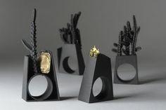 Carles Codina hollow rings