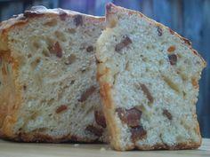 Beer, Bacon and Cheddar Bread Recipe