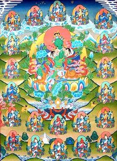 Green Tara and its 21 aspects
