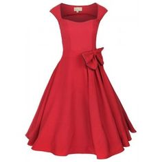 1950's Pin Up Mode -Vintage Swing Kleid - Grace
