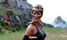 Training with Antiope