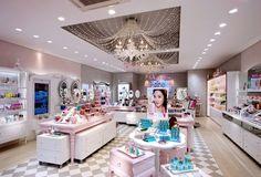 Inside Etude House's 'Doll's House' Store