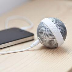 Ballo Speaker - White