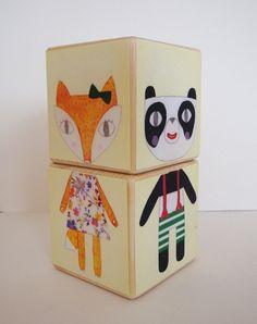 wooden blocks  julia staite