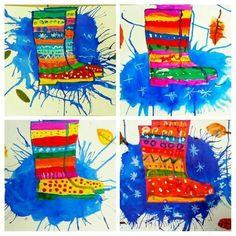 Ideas Spring Art Projects For Kids Student Kindergarten Kindergarten Art, Preschool Art, Art Education Projects, Spring Art Projects, Cubism Art, Ecole Art, Art Therapy Activities, Autumn Art, Autumn Crafts