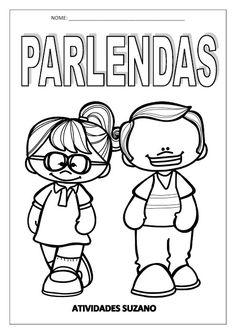 PARLENDA - Atividades Adriana