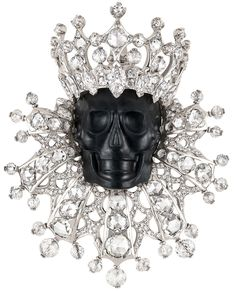 Dior 'Kings & Queens' collection by Victoire de Castellane, brooch