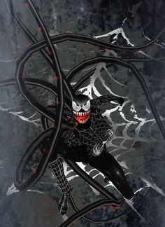 Spideman Must Die- Venom Villains PinkLostDoll IMVU
