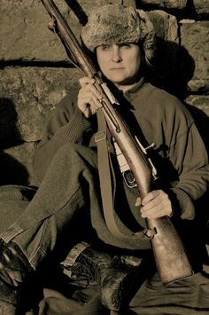 8 Red Army Female Snipers of World War II http://www.womensoutdoornews.com/2015/03/8-red-army-female-snipers-of-world-war-ii/