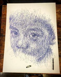 Pencil on paper / Studio Hom  Nguyen