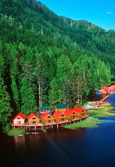 Nimmo Bay Resort, British Columbia