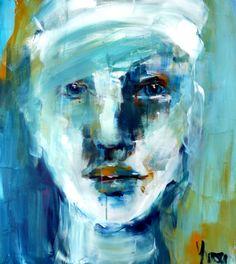 Acryl on canvas 80 x 80 cm SOLD