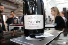 Monroe Overdry Prosecco - London Wine Fair 2016