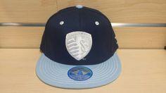 100% authentic ea6f9 b30c5 Sporting Kansas City FlexFit Flatbrim Hat by adidas Sporting Kansas City,  Snapback, Fans,