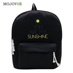 Cheap bag binder, Buy Quality backpack galaxy directly from China backpack denim Suppliers: Hot Canvas Backpack Letter Printing Backpack Women Preppy Style School Bags for Teenagers Mochila Backpacks for Teenage girls