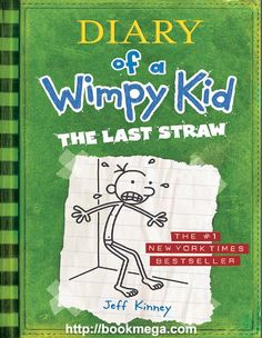 Diary of a Wimpy Kid: The Last Straw (Book 3) ebook epub/pdf/prc/mobi/azw3 download for Kindle, Mobile, Tablet, Laptop, PC, e-Reader. Children's Books #kindlebook #ebook #freebook #books #bestseller