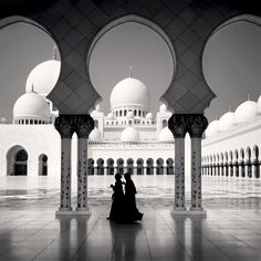 Sheikh Zayed Mosque,* 544 - Uae 2011, photography by Ronny Ritschel