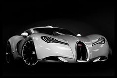 *Bugatti Concept Car*