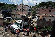 Lluvias: Copeco retira escombros y basura de barrios y colonias de la Capital