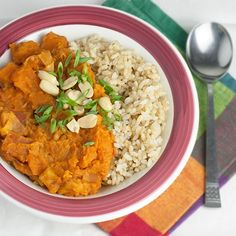 African Peanut Stew | Om Nom Ally