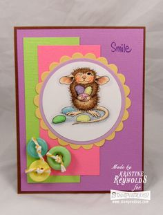 Stamping & Scrapping in California: Smile