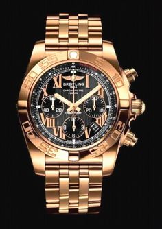 Breitling... quality personified.