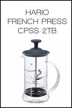 Hario French Press CPSS-2TB | French Press | 290k