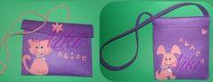 Kiki - Creazioni artigianali - Borsetta in pannolenci handmade Bags, Handbags, Taschen, Purse, Purses, Bag, Totes, Pocket