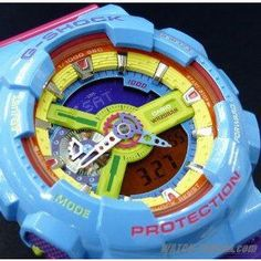 腕時計 カシオ Casio G-SHOCK Men's Watch Hyper Color Limited edition GA-110F-2DR With G shock man action figure 200-meter water resistance Magnetic Resistant【並行輸入品】 CASIO(カシオ) http://www.amazon.co.jp/dp/B00PFN8OTG/ref=cm_sw_r_pi_dp_SF5ovb1A1GNHR
