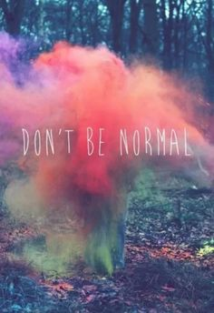 Don't Be Normal | #BeautyWithAnEdge #UrbanDecayCosmentics