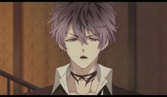 Ruki Mukami - Diabolik lovers, More blood Ruki Mukami, Kanato Sakamaki, Ayato, Anime Diabolik Lovers, Blood, Blue Eyes