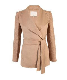 Gorgeous Sportscraft jacket - not sure about the sleeve texture, but love the shape